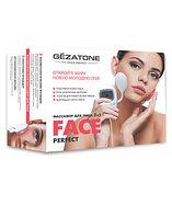 Миостимулятор для безоперационного лифтинга лица и светотерапии Perfect Face Gezatone, фото 1