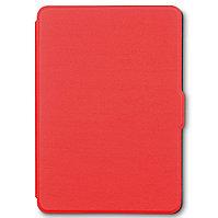 Кожаный чехол для Amazon Kindle 9 / Kindle 10 (красный), фото 1