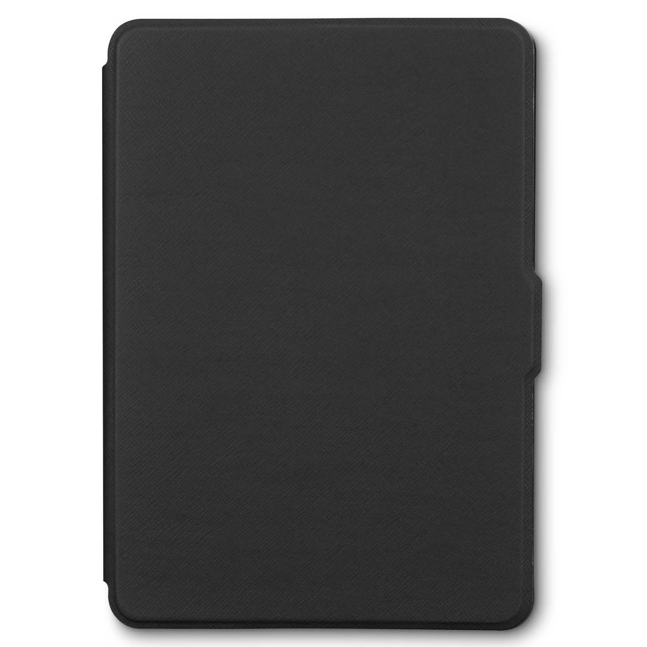 Кожаный чехол для Amazon Kindle 9 / Kindle 10 (черный)