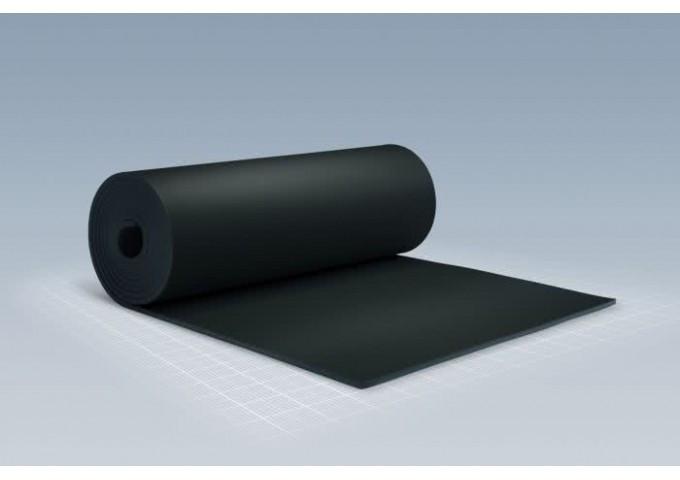 Каучуковая изоляция 13 мм, самоклеющаяся рулонная, для воздуховодов