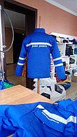Пошив зимних костюмов для скорой помощи