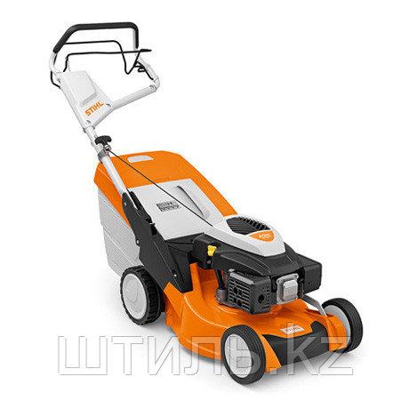 Газонокосилка STIHL RM 655 V (2,6 кВт   53 см   70 л) самоходная бензиновая c мульчированием 63740113401