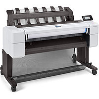 Плоттер, HP 3EK10A, HP DesignJet T1600 36-in Printer (A0/914 mm), фото 1