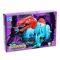 Конструктор Дино Spinosaurus, звуковые эффекты