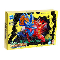 Конструктор Дино Diophosaurus sinensis hu, звуковые эффекты