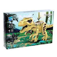 Конструктор Дино Tyrannosaurus rex, звуковые эффекты