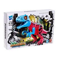 Конструктор Дино Variation Tyrannosaurus rex, звуковые эффекты