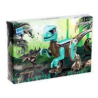 Конструктор Дино Velociraptor, звуковые эффекты