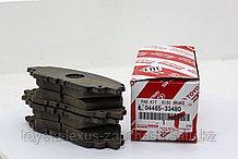 Оригинальные тормозные колодки тойота камри 70