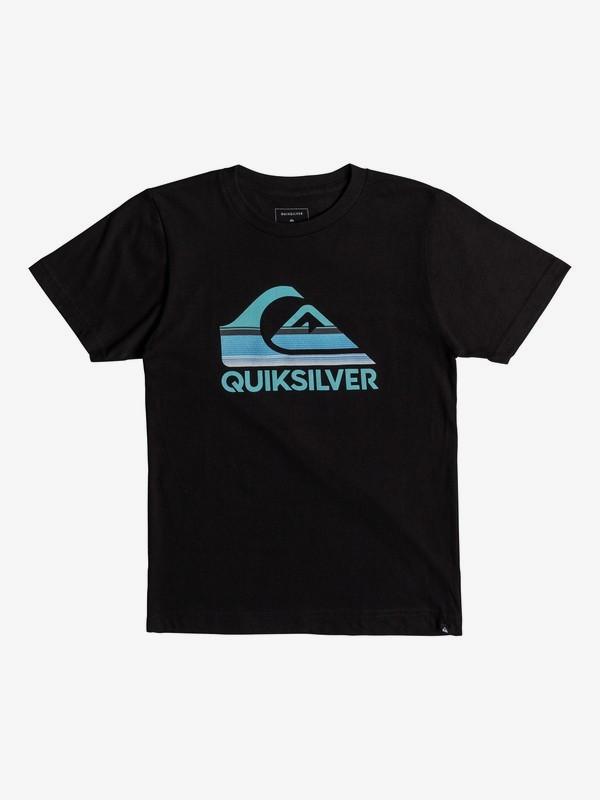 Quiksilver Детская футболка для мальчиков - Е2