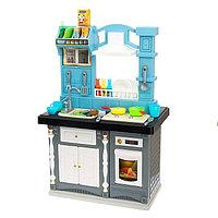 Игровой модуль кухня «Классик» с аксессуарами, со световыми и звуковыми эффектами