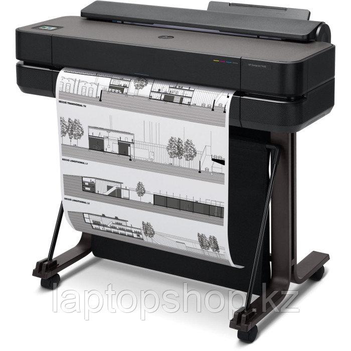 Плоттер, HP 5HB09A, HP DesignJet T630 24-in Printer (A1/610 mm), 4 ink color