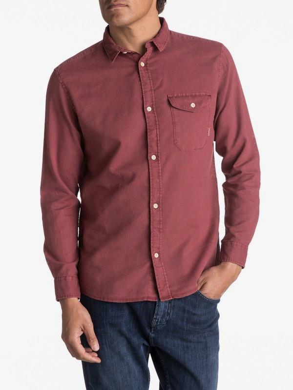 Quiksilver Мужская рубашка - Е2