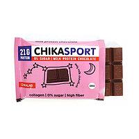 Протеиновый шоколад Chikalab - Chika Sport (Молочный), 100 гр
