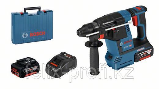Перфоратор аккумуляторный Bosch GBH 18V-26