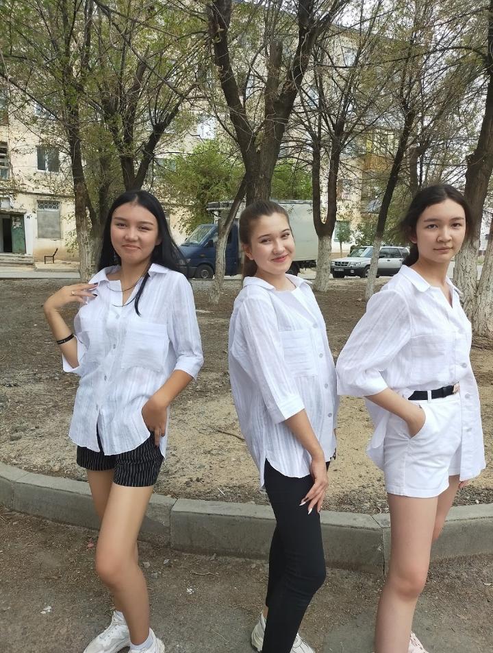 Белая рубашка женская офисная - фото 7