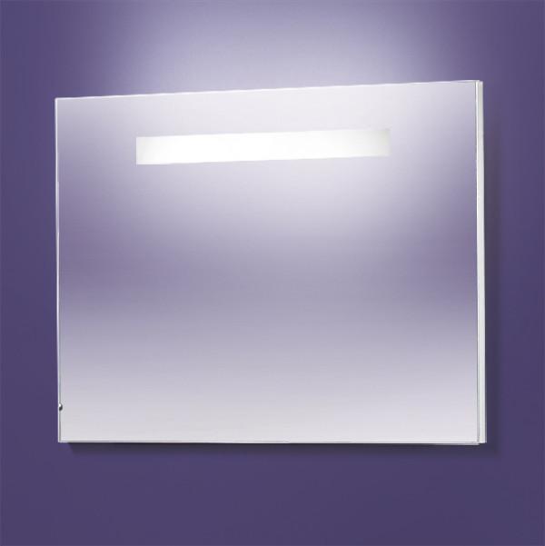 Зеркало со светодиодной подсветкой «Акваль Афина» 85 см.