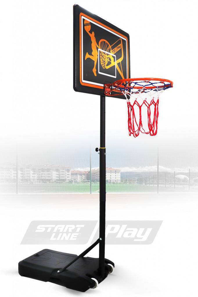 Баскетбольная стойка SLP Junior-018F - фото 1