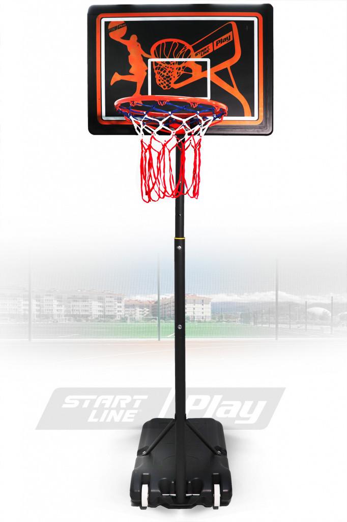 Баскетбольная стойка SLP Junior-018F - фото 2