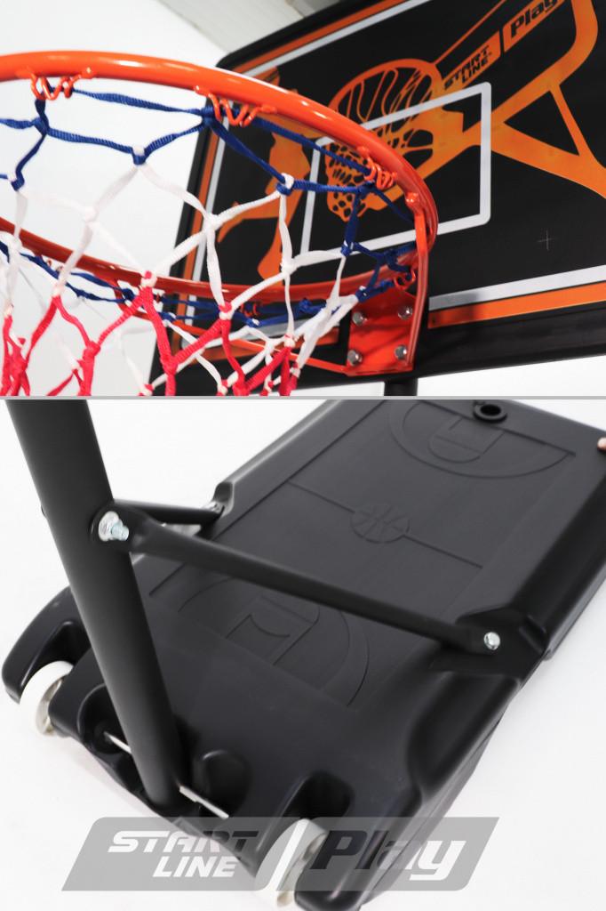 Баскетбольная стойка SLP Junior-018F - фото 3