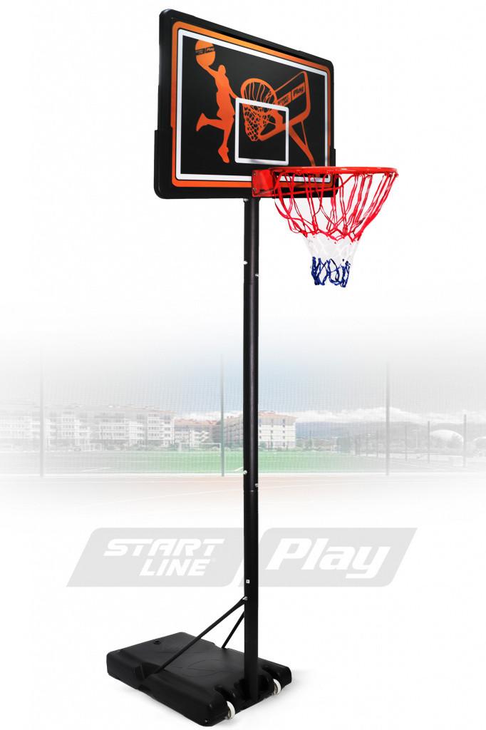 Баскетбольная стойка SLP Standard-003F - фото 1