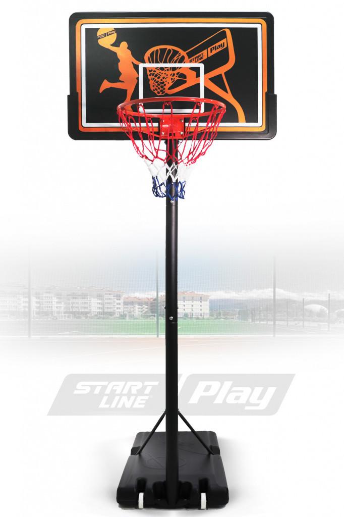 Баскетбольная стойка SLP Standard-003F - фото 2