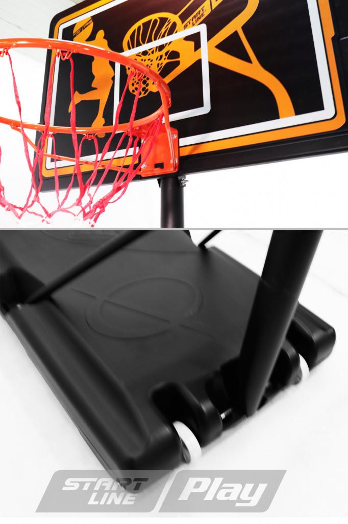 Баскетбольная стойка SLP Standard-003F - фото 3
