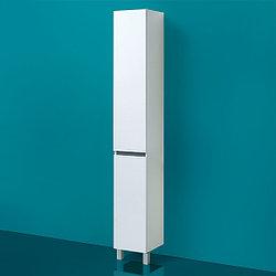 Шкаф для ванной «Акваль Афина» 30 см. белый