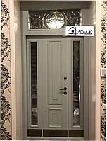 Двери со стеклом на заказ от компании Дом и К