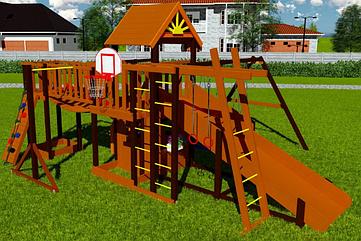 Игровая площадка MARKVEL №7