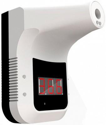 Стационарный бесконтактный инфракрасный термометр GP-100 (+ штатив, с документами)