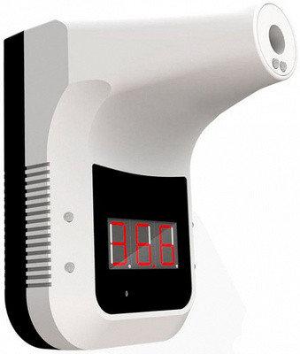 Стационарный бесконтактный инфракрасный термометр GP-100 (+ штатив, с документами), фото 2