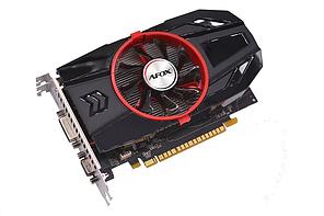 2GB GTX 750 DDR5 128-bit 928 MHz, 5400 MHz, HDMI, DVI-D, VGA, PCIex3.0x16, AFOX GTX750 (AF750-2048D5H6) Fan, 2