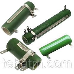 Резисторы ПЭВ, ПЭВР, С5-35В, С5-36В раздел 5
