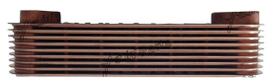 Ядро масляного радиатора на LIEBHERR