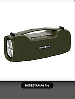 Портативная колонка Hopestar A6 Pro Черная