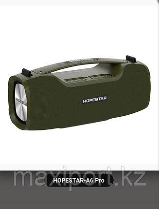 Портативная колонка Hopestar A6 Pro  зеленая, фото 2