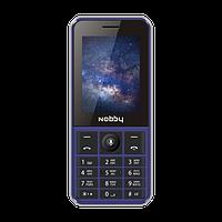 Мобильный телефон Nobby 240 LTE (Blue-Gray)