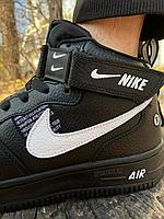 Кеды Nike Air Sportswear  чвн зим 2120-1, фото 1