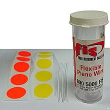 Набор проволочек для прочистки коннекторов (8 шт) FIS
