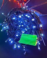 Новогодняя гирлянда нить 50 метров, фото 1