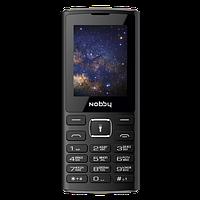 Мобильный телефон Nobby 210 (Black-Gray)