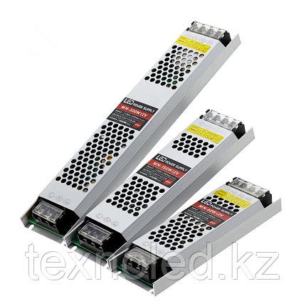 Блок питания 220/12V 25A 300 watt Slim, фото 2