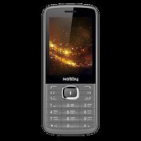 Мобильный телефон Nobby 330T (Black-Gray)
