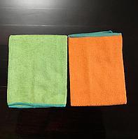 Салфетка из микрофибры универсальная эконом, 35х35 см