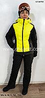 Женский горнолыжный костюм Bogner (салатовый)
