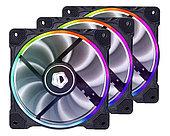 Вентилятор для корпуса ID-COOLING ZF-12025-RGB-TRIO