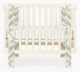 Люлька-кроватка Happy Baby MOMMY LOVE by Alena Akhmadullina 95024 Milky