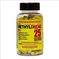 Жиросжигатель, Cloma Pharma Methyldrene 25, 100 капсул