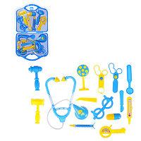 ИГРОЛЕНД Набор доктора в чемоданчике, 14 предметов